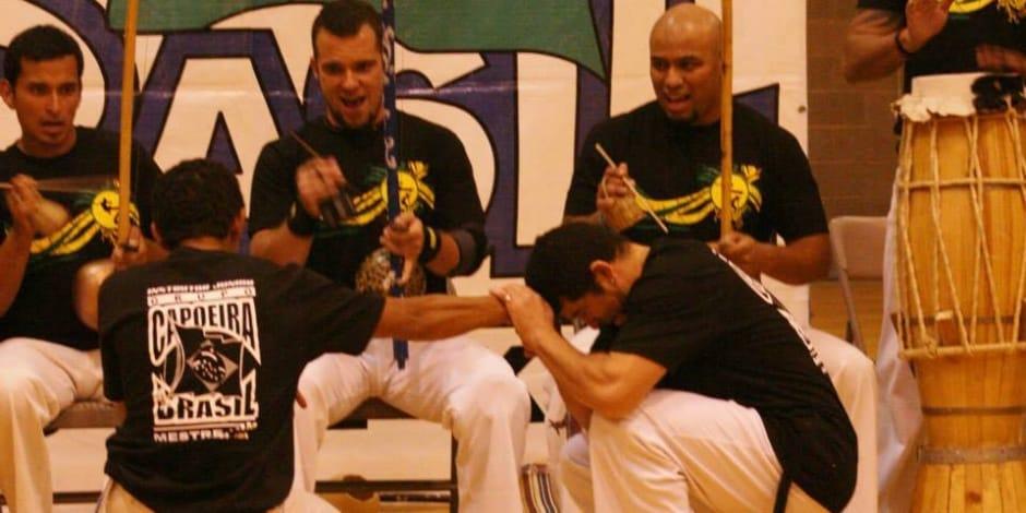 Vídeo da Música êh Capoeira feito na Romênia